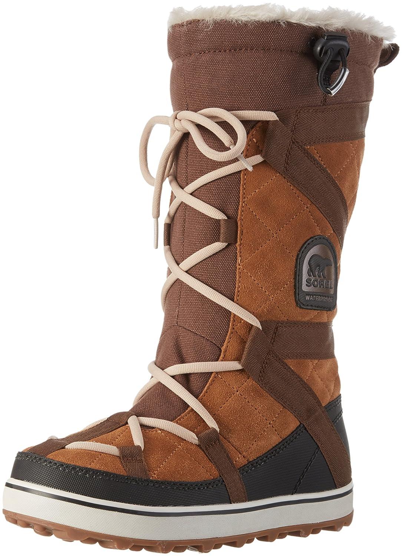 Sorel Women's Glacy Explorer Snow Boot SOREL Footwear Glacy Explorer-W