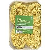 Compagnia Sanremo Pasta Italian Egg Tagliatelle Pasta - Non-Gmo, Free Range Egg Traditional Tagliatelle - 10 Oz (Pack Of 1) -