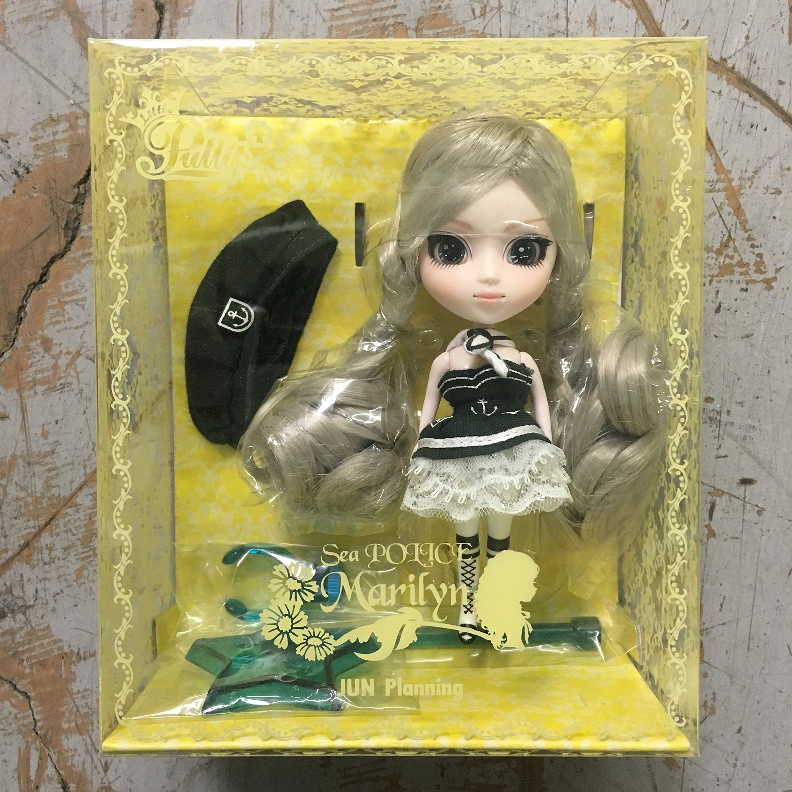 Little Pullip+ Maritime Safety Official 4.5''
