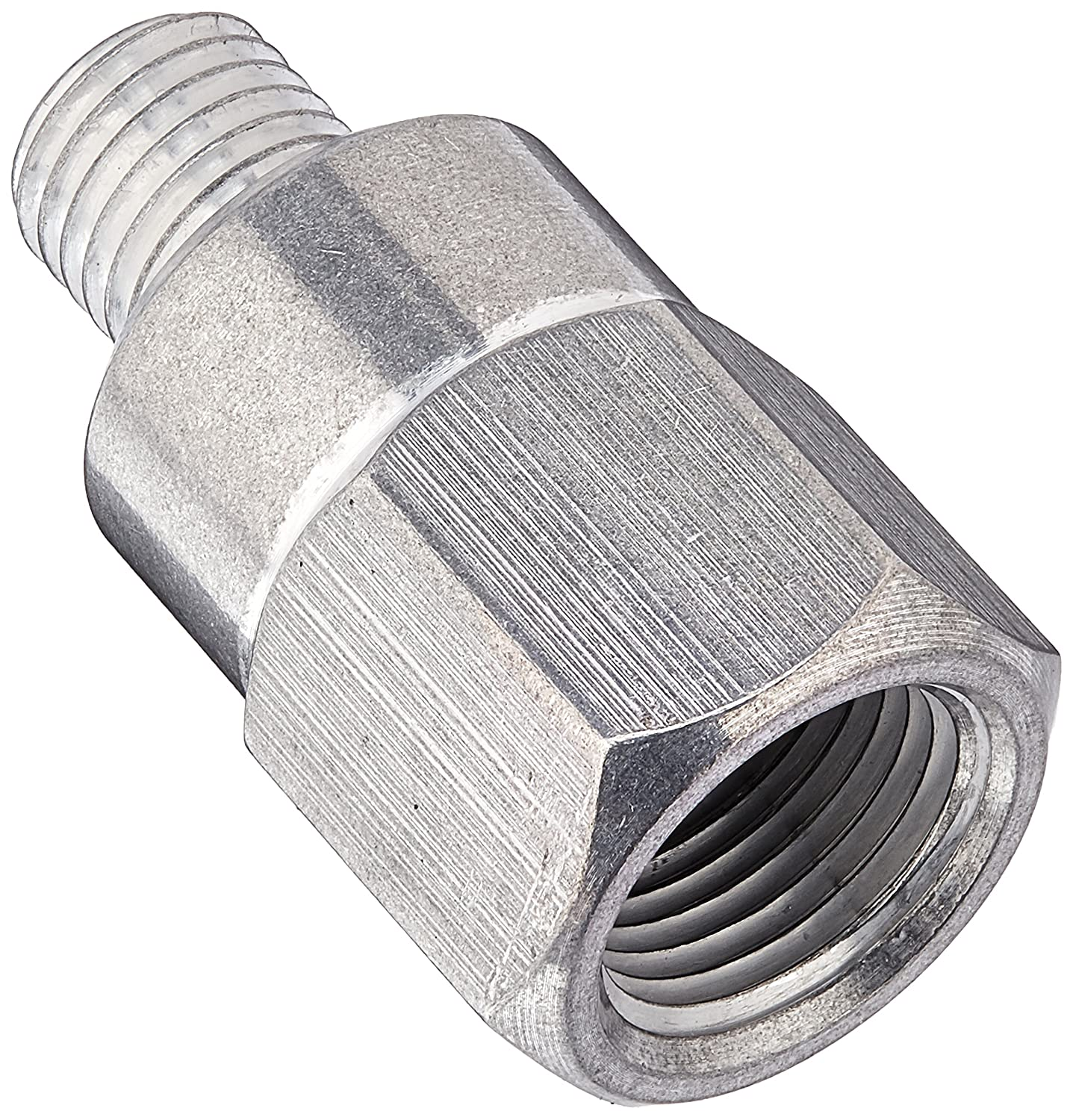 LS Engine Swap M12 1.5 Adapter to 3/8 NPT Coolant Temperature Sensor Water LS1 LSX LS3, 179 ICT Billet FBA_551179