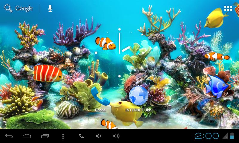 Amazon.com: Aquarium KITKAT LIVEWALLPAPER: Appstore for