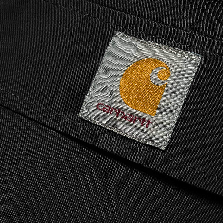 Carhartt WIP Unisex Herren Damen wasserabweisend /Übergangspullover Supplex-Nylon Nimbus Pullover mit 7kmh Aufkleber