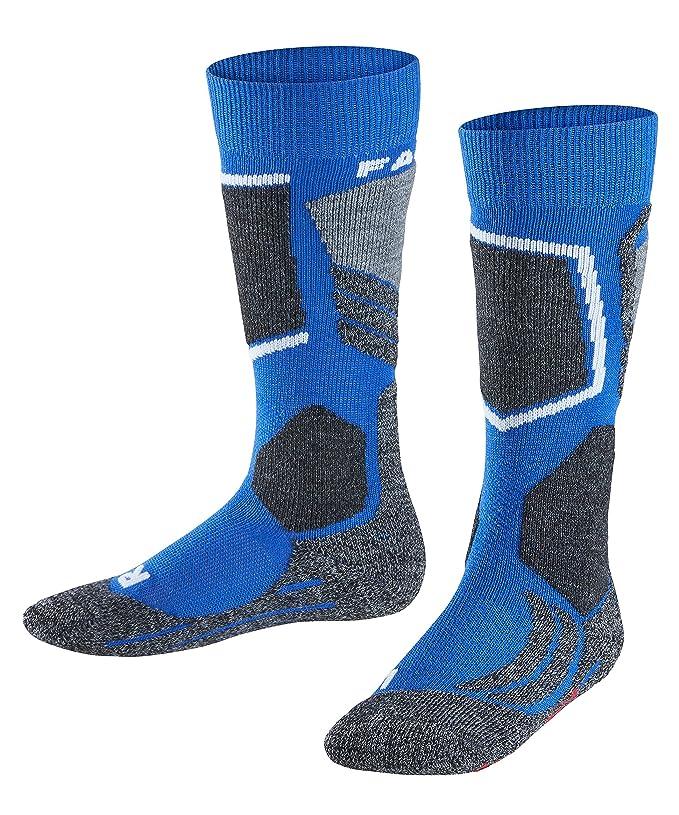 FALKE calcetín de esquí Infantil SK 2 Kids: Amazon.es: Deportes y aire libre
