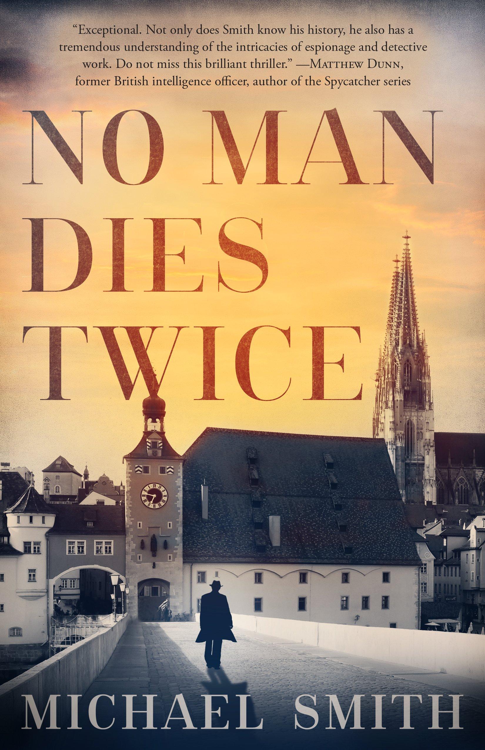 No Man Dies Twice ebook