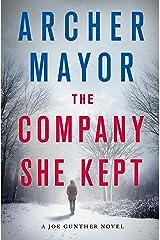 The Company She Kept: A Joe Gunther Novel (Joe Gunther Series Book 26) Kindle Edition