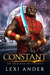 Constant (The Valespian Pact Book 3) Kindle Edition