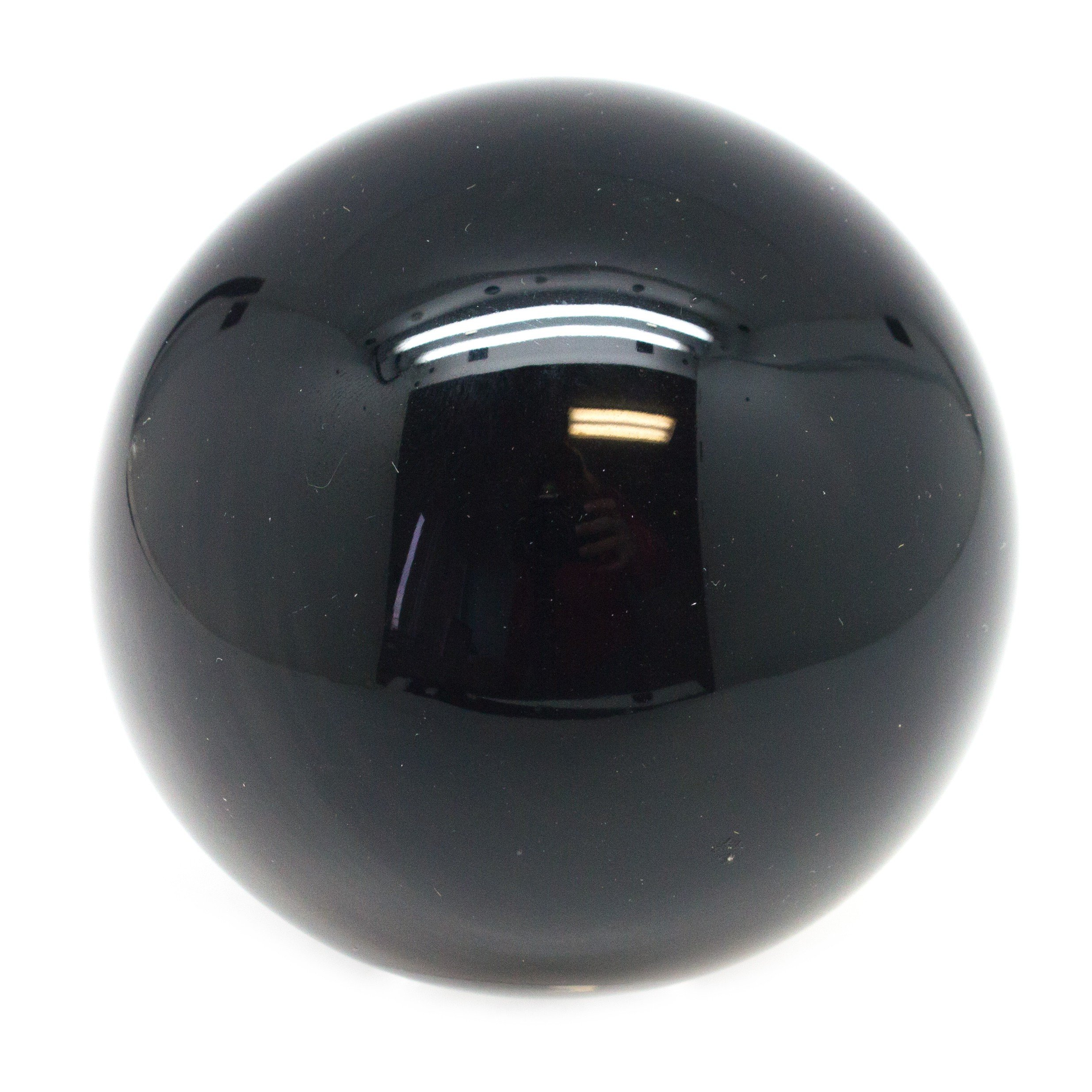 Order-made Super Large Black Obsidian Sphere, 400 mm / 16 inch Diameter, 160 lbs, Rare Large Crystal Ball, For Protection, Decoration, Healing, Meditation, Fengshui, Customer-made & Hand-made by Mina Heal