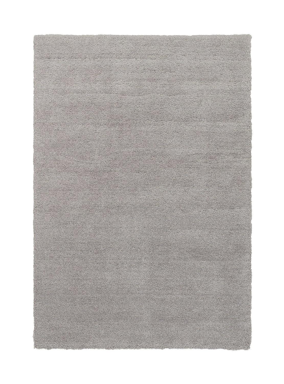 Astra Teppich Livorno - Fb. 004 - silber - Größe 90 x 160 cm