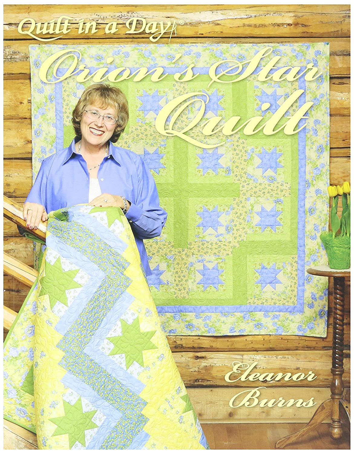 Quilt In A Day-Orion's Star Quilt Notions - In Network QD-1081