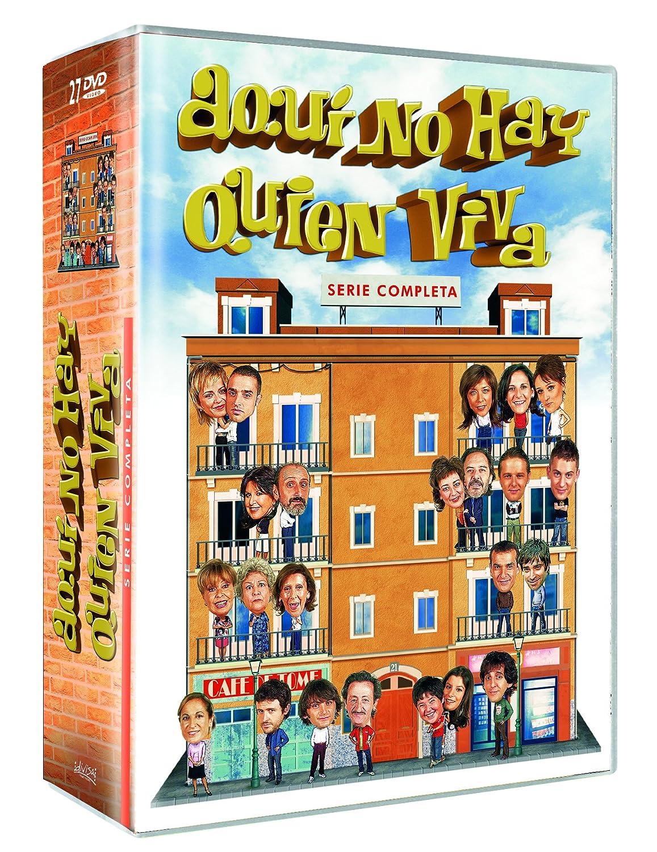 Aquí no hay quien viva (Serie Completa) [DVD]: Amazon.es: José ...