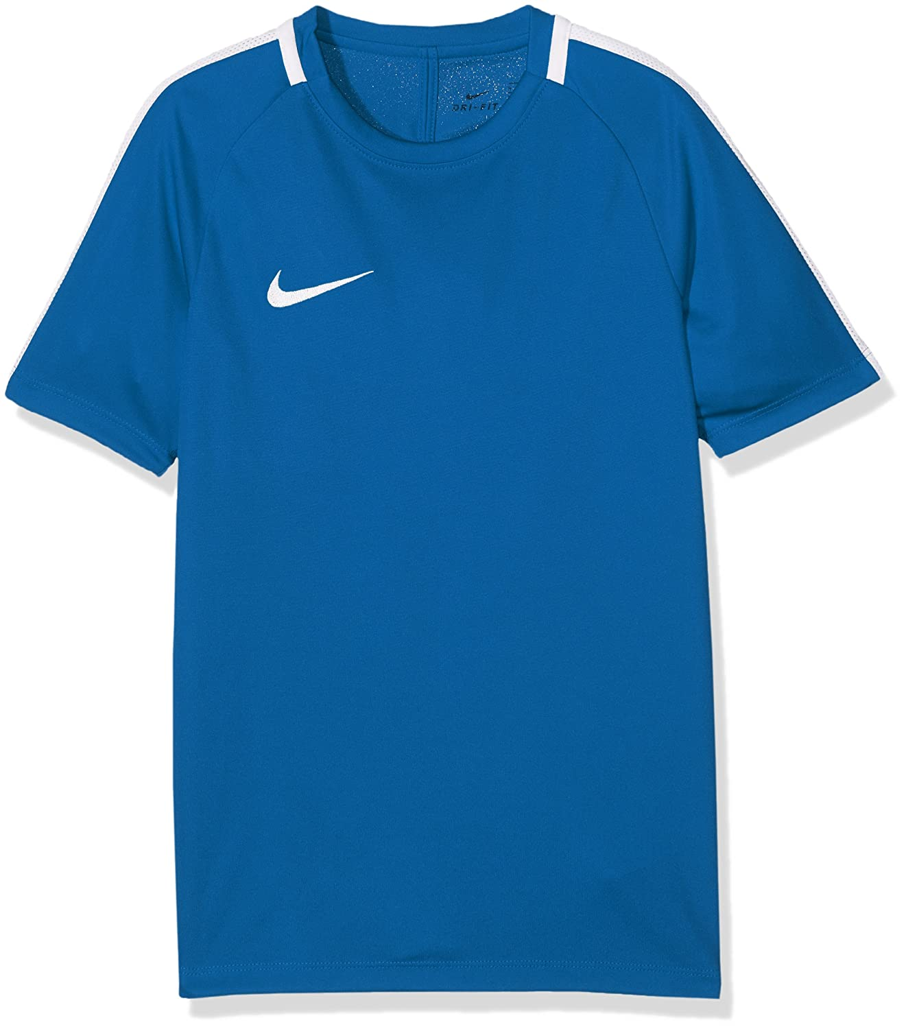 85de12152 Amazon.com : Nike Kids Youth Dry Academy Tops (Industrial Blue, X-Large) :  Sports & Outdoors