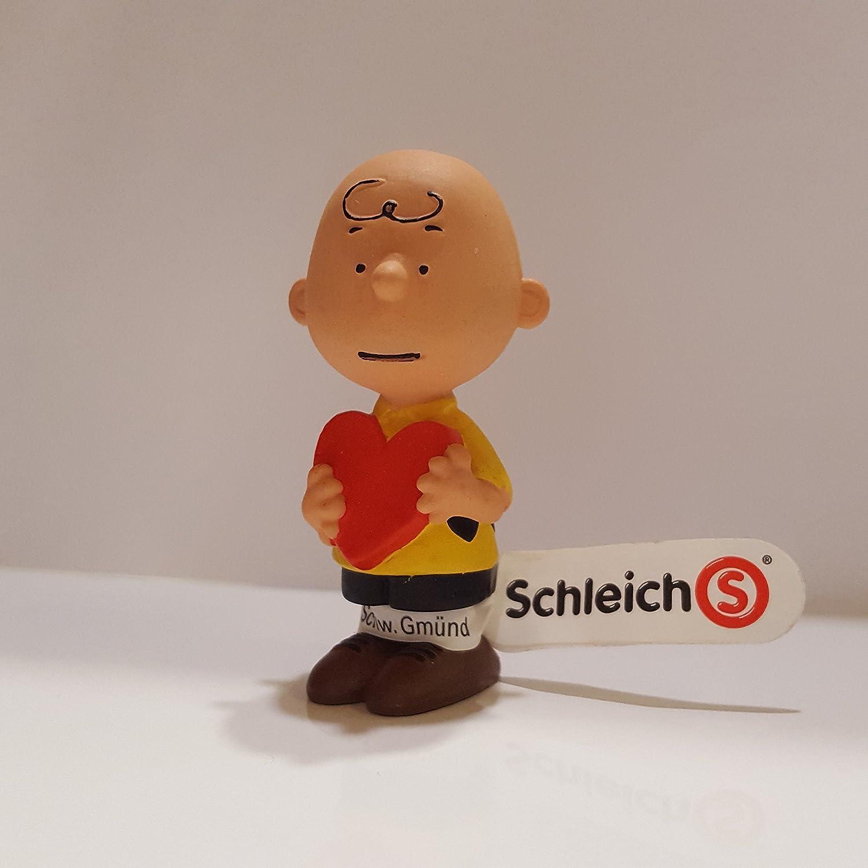 Figurine plastique Snoopy Charly Brown Schleich
