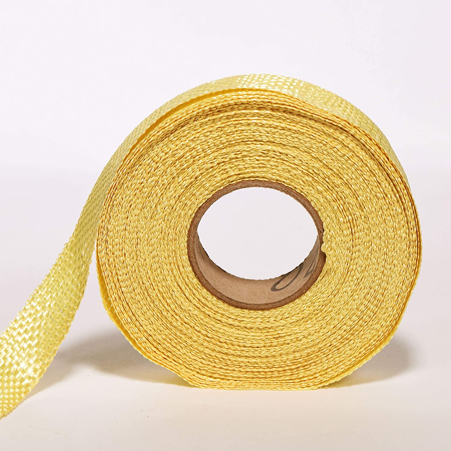 Kevlar Tape 5 oz 1' Wide by 50 Yards (2.54 cm x 4572 cm) Rayplex Ltd