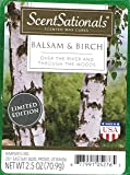 ScentSationals Balsam and Birch Wax Cubes