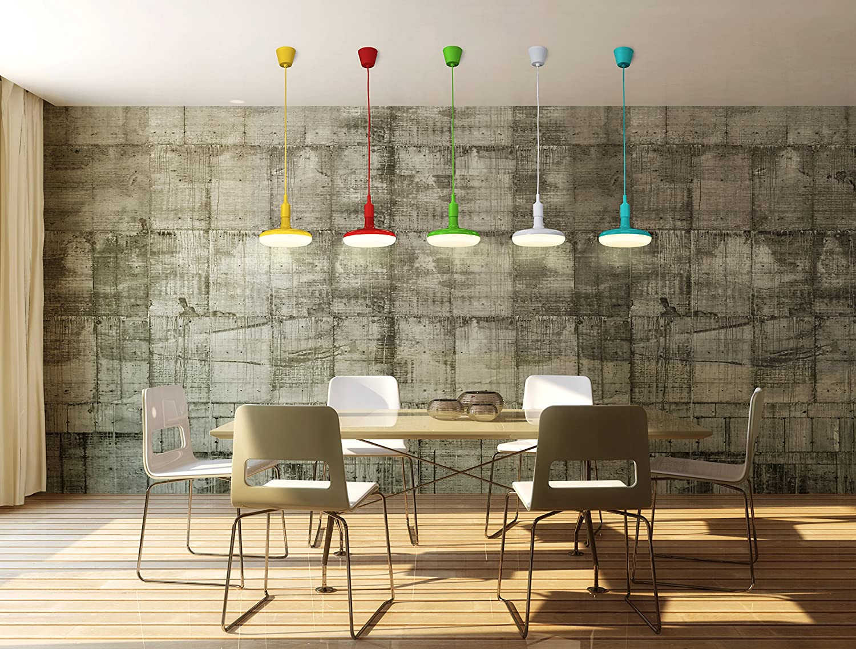 Green Amitex 12W Libra LED Ceiling Pendant Light