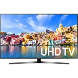 Samsung Electronics UN40KU7000 40-Inch 4K Ultra HD Smart LED TV (2016 Model)