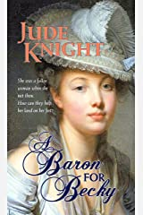 A Baron for Becky Kindle Edition