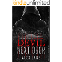 Devil Next Door: Obsession (Criminal Delights Book 2) book cover