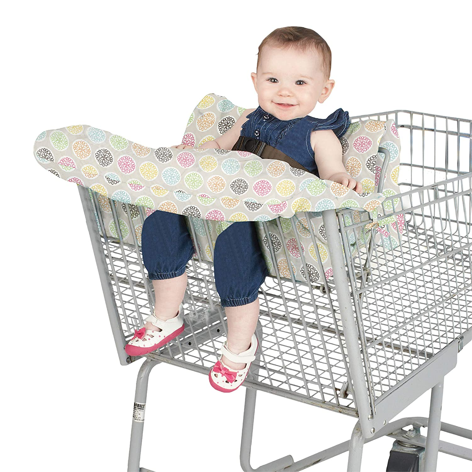 Outstanding Nuby Flower Shopping Cart Cover High Chair Cover High Chair Cushion Baby Grocery Cart Cover Infant High Chair Cover Safety Harness Cart Cover Evergreenethics Interior Chair Design Evergreenethicsorg