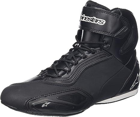 2 Faster Boots Black Alpinestars 840 5 FTJl1cK3