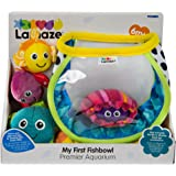 LAMAZE - My First Fishbowl Toy, Capture Baby's Curiosity with Sea Creatures to Rattle, Squeak and Collect with Colorful…