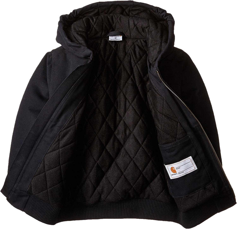 Carhartt Boys Active Jac Quilt Lined Jacket Coat