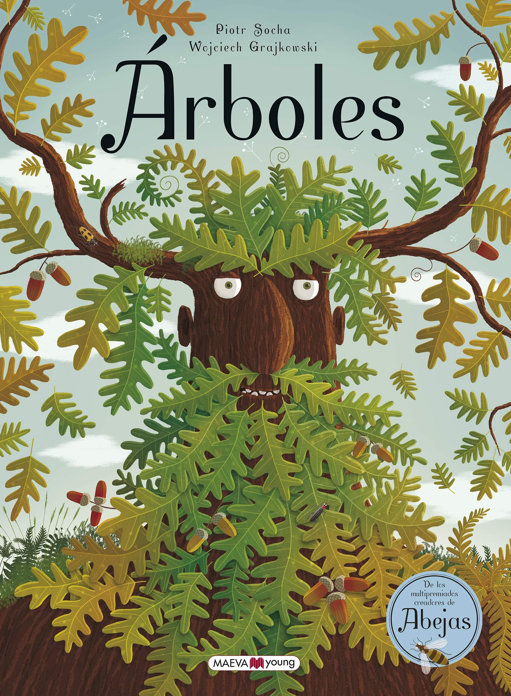 Árboles (Libros para los que aman los libros): Amazon.es: Socha, Piotr, Moloniewicz, Katarzyna, Murcia Soriano, Abel Antolín: Libros