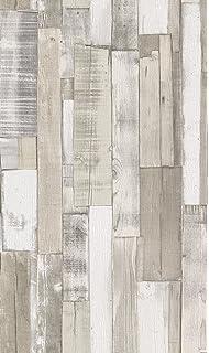 multicolor 10,05/x 0,53/M Grandeco a17402/madera patr/ón l/ínea papel pintado