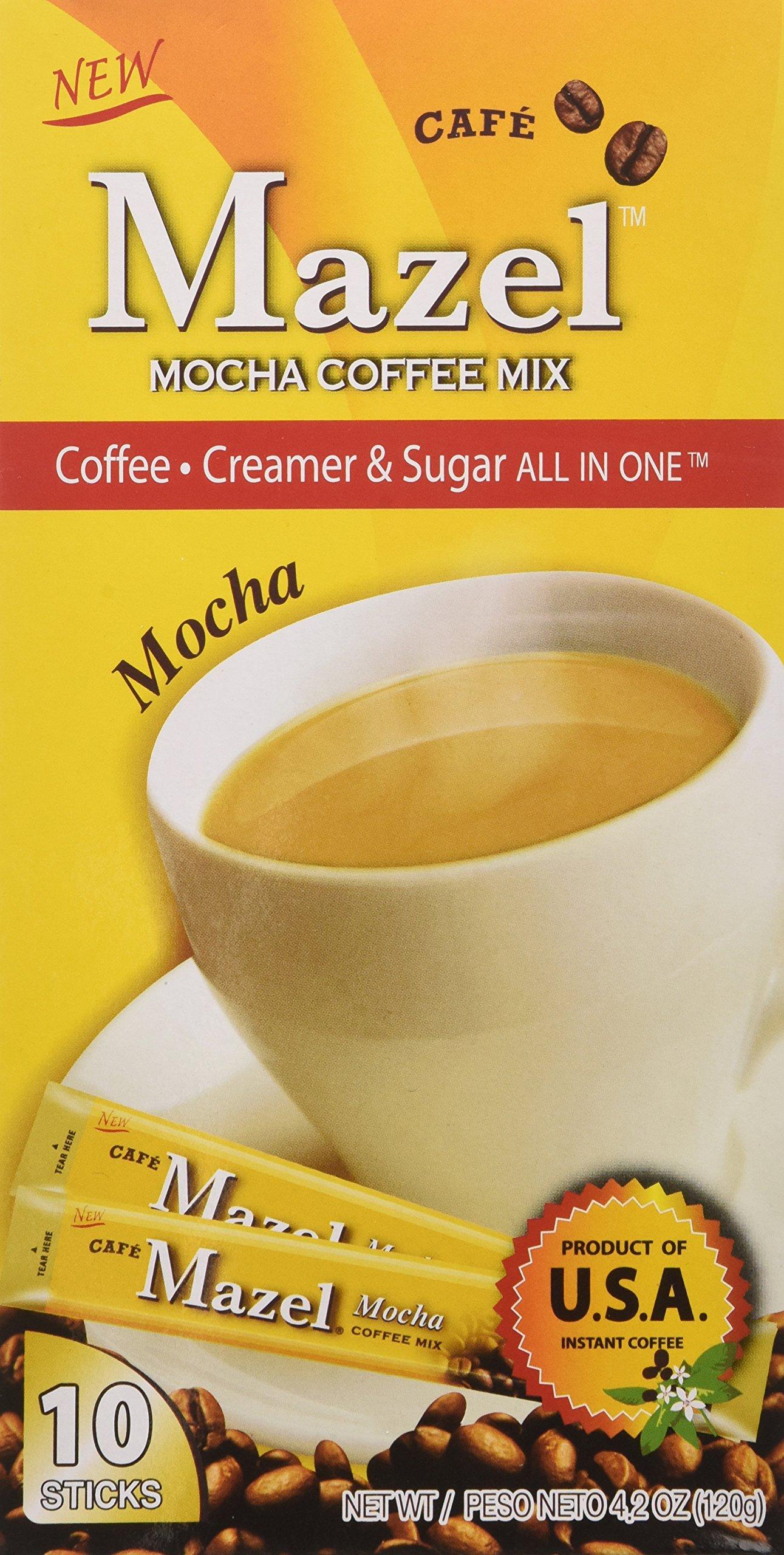 Cafe Mazel Instant Coffee