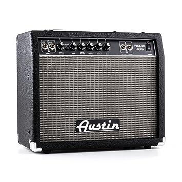 Austin TGA-30 Amplificador de guitarra 30W negro