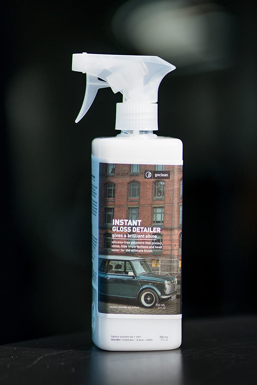 GOCLEAN WATERLESS CAR WASH Brilliant Car Show Clean In Minutes - Show car cleaning products
