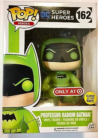 Figura Pop DC Professor Radium Batman GITD Exclusive: Amazon ...
