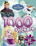 Frozen. 1.000 stickers: Libro de actividades con pegatinas (Disney. Frozen)