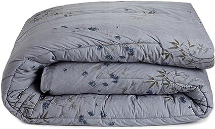 Amazon Com Calvin Klein Home Bamboo Flower King Comforter Hyacinth