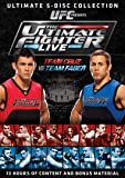 UFC Presents The Ultimate Fighter, Season 15 (Ultimate 5-Disc Collection)