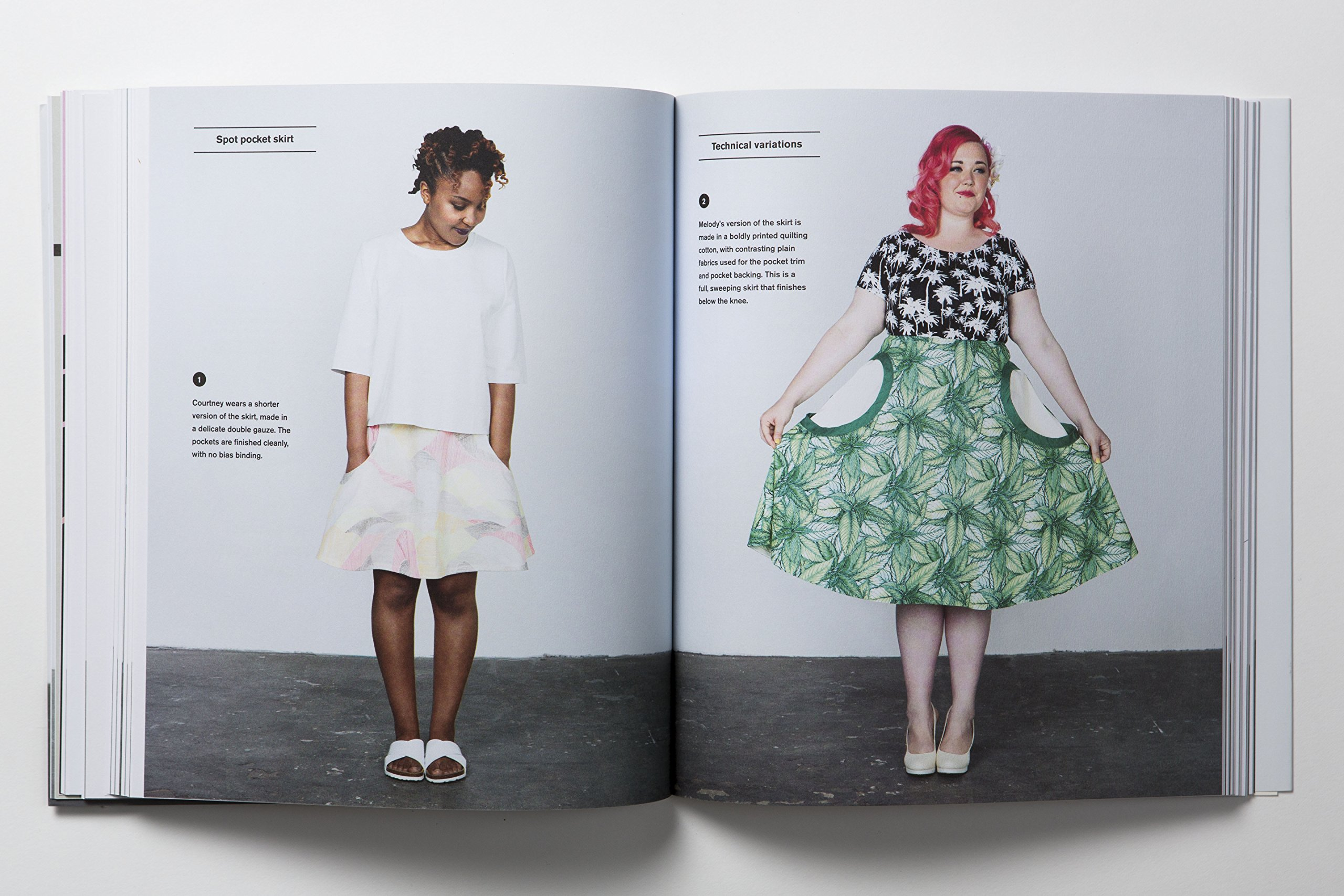016ad958e No Patterns Needed  DIY Couture from Simple Shapes  Rosie Martin ...