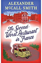 The Second-Worst Restaurant in France: A Paul Stuart Novel (2) (Paul Stuart Series) Kindle Edition
