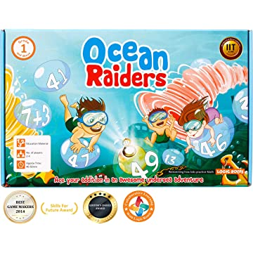 buy LogicRoots Ocean Raiders