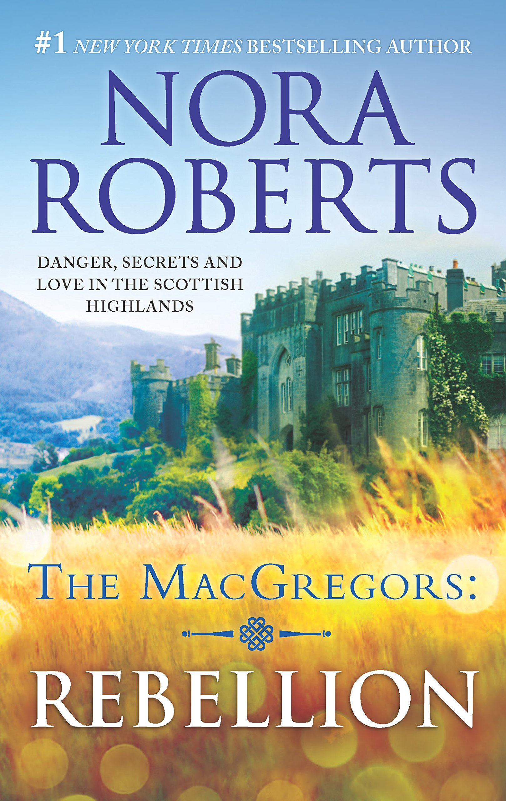 Rebellion (The MacGregors) ebook