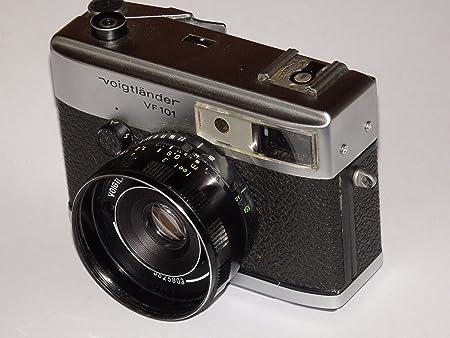 Voigtländer – Pantalla pequeña cámara VF 101 – 35 mm fotos (para ...