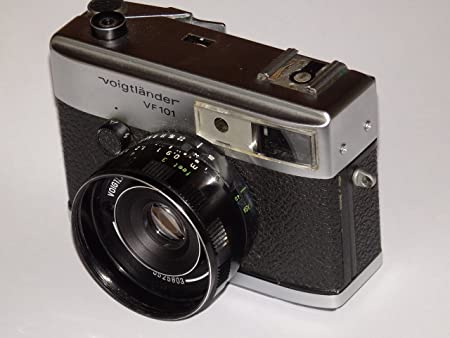 Voigtländer - Pantalla pequeña cámara VF 101 - 35 mm fotos (para ...