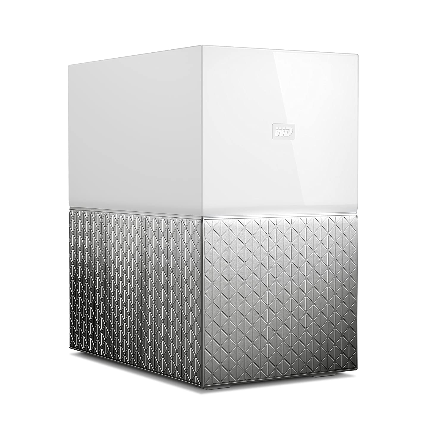 WD 16TB My Cloud Home Duo Personal Cloud Storage - Dual Drive
