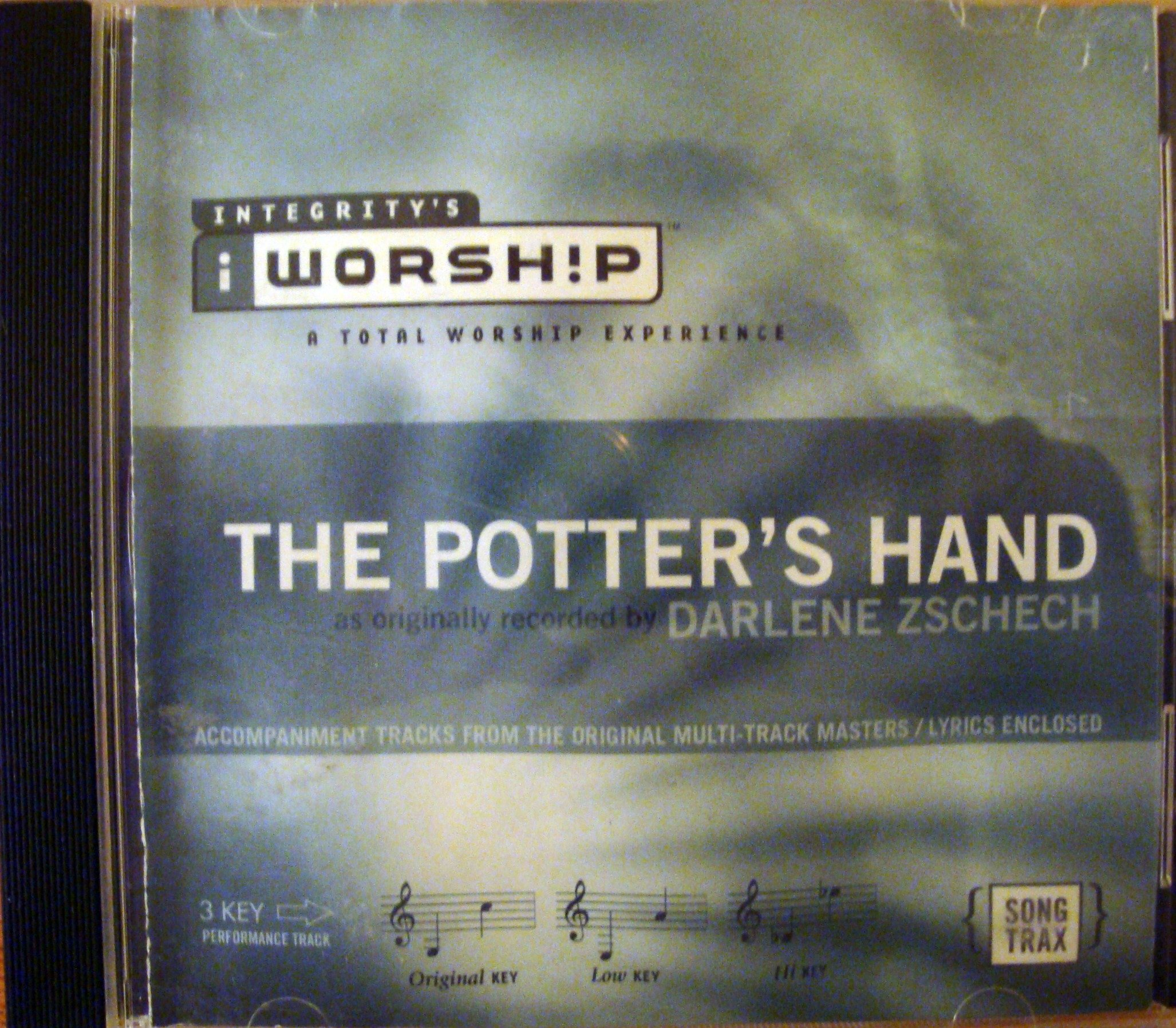 The Potter's Hand [Performance/Accompaniment Track] by Integrity Music