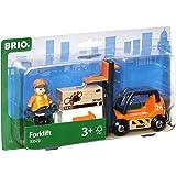 BRIO WORLD フォークリフト 33573