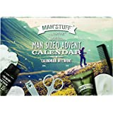 Man'Stuff Advent Mega Toiletry Calendar Bath Set