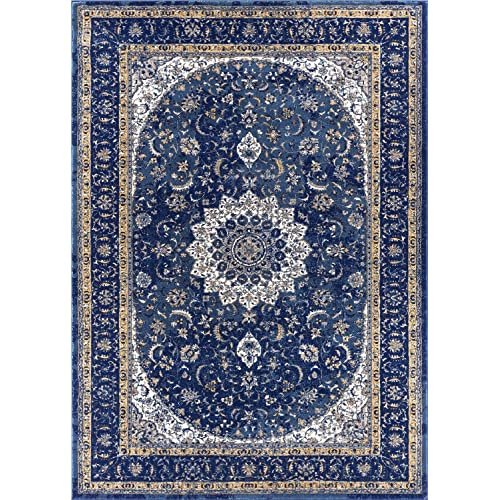 Blue Persian Rug: Amazon.com