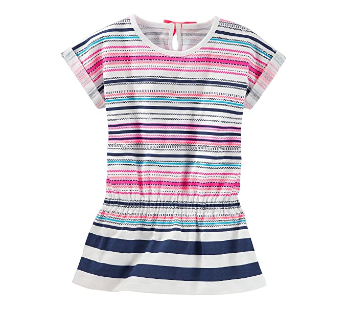 1fb57afe9795 Amazon.com  OshKosh B Gosh Girls  2T-8 Striped Tunic  Clothing