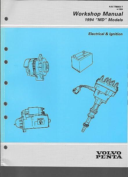penta md workshop manual