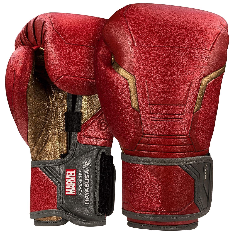 Hayabusa | ボクシンググローブ | Marvel Hero Eliteシリーズ アイアンマン 12oz