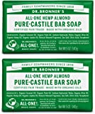 Dr. Bronners Almond Bar Soap 5oz.
